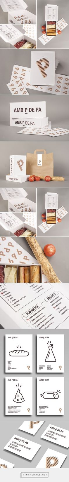 AMB P DE PA (Student Project) by Silvia Albertí, Laia Fusté & Miriam Vilaplana curated by Packaging Diva PD. This packaging makes me hungry how about you? created via http://www.packagingoftheworld.com/2015/02/amb-p-de-pa-student-project.html