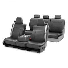 Image may not reflect your exact vehicle! Coverking® - Rhinohide Custom Seat…