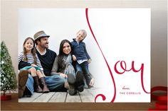 #20. Overflowing Joy by @Kelli Hall from Atlanta, GA. Announcing @Minted #Holiday2012 design challenge winners.