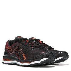 ASICS GEL-Nimbus 17 Running Shoe Black/Orange