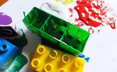 Duple printing children's activity