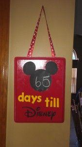 DIY Disney Family Vacation Crafts