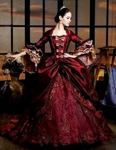 Quality BURGUNDY Victorian Period Costume Vintage Long Ball Gown Dress Pertty Long Dress Civil War Dress with free worldwide shipping on AliExpress Mobile Tight Prom Dresses, Sparkly Prom Dresses, Long Sleeve Evening Dresses, Ball Gowns Evening, Ball Gowns Prom, Ball Gown Dresses, Dress Prom, Cheap Dresses, Formal Dresses