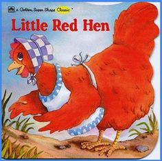 The Little Red Hen (64 pieces)