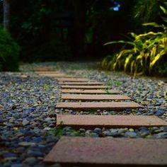 A slab of stone road  #iPad #Air #Wallpaper