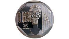 FOTOS: las trece monedas de S/.1 de la serie numismática Riqueza y Orgullo del Perú
