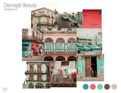 nice cuban color palette
