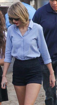 Taylor Swift  in Malibu.  2/22/14