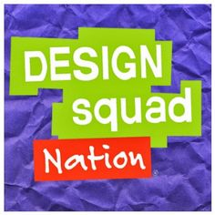 Design Squad is all about bringing creative ideas to life: dream it, build it, live it! Design Squad, a video series and website from PBS KIDS, empowers midd. Teacher Websites, Great Websites, Science Activities For Kids, Teaching Science, Stem Activities, Design Squad, Stem Curriculum, Young Engineers, Instructional Coaching