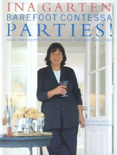 @Overstock - After more than twenty years of running Barefoot Contessa, the acclaimed specialty food store, Ina Garten published her first collection of recipes. The Barefoot Contessa Cookbook was an overnight sensation, but it's the kind of success that can...http://www.overstock.com/Books-Movies-Music-Games/Barefoot-Contessa-Parties-Ideas-and-Recipes-for-Parties-That-Are-Really-Fun-Hardcover/607142/product.html?CID=214117 $23.23
