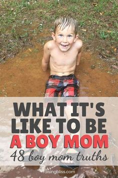 What is it really like to raise boys? Here are 48 things you need to know about being a boy mom. Hilarious pictures and free printable included. Peaceful Parenting, Gentle Parenting, Parenting Books, Parenting Tips, Toddler Chores, Toddler Boys, Quotes About Motherhood, Motherhood Humor, Age Appropriate Chores