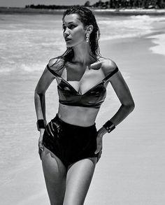 Bella Hadid para Vogue Mexico 2018