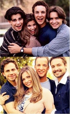 One of the best shows of my childhood!!!!    Boy Meets World!!!