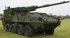 MGS M1128 Stryker