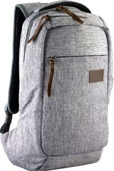 Red Rock Outdoor Gear Camino Commuter Laptop Backpack Gray Linen - via  eBags.com! 5ddda10e81a17