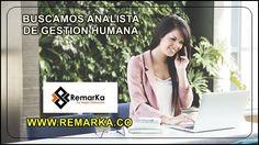 Buscamos Analista de Recursos Humanos