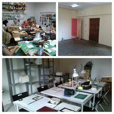 Pracownia Działań Twórczych w Chorzowie: Tak się zmienia galeria...