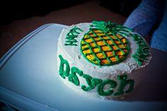 Psych Birthday Cake