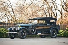 Rolls royce silver ghost pall mall tourer 1926 - Yahoo! Image Search Results