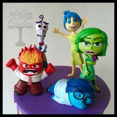 Inside Out Cake | by Sugar Top Cakes