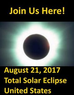 A total solar eclipse will be visible in the United State from Oregon to South Carolina along a very narrow path.