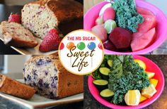 Top Breads & Juices from // No Sugar Sweet Life