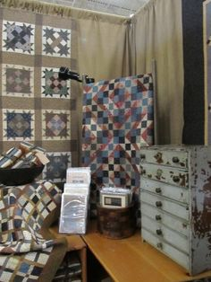 Fall 2013 Quilts (and kits) from Country Sampler