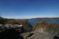 Beautiful outlook from the Warrah Lookout. The end point of the Tony Doyle bushwalk in the Brisbane Waters National Park in NSW