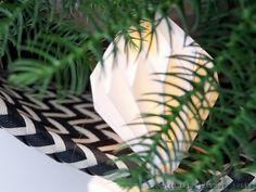 Puolitoista kerrosta kotia: Origamivalojen hämyssä