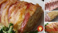Gurmánska štrúdľa: Perfektný tip na slanú delikatesu! Easy Chicken Pot Pie, Mixed Vegetables, Food Festival, Baking Recipes, Entrees, Food To Make, Bon Appetit, Dinner Recipes, Food And Drink