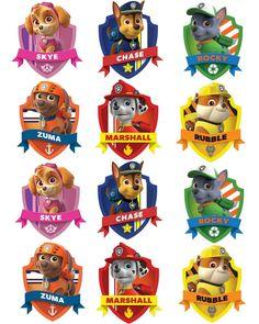 Personajes de La Patrulla Canina