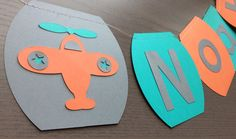 A personal favorite from my Etsy shop https://www.etsy.com/listing/262587106/airplane-party-banner-bunting
