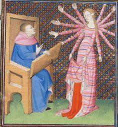 Giovanni Boccaccio, Des cas des nobles hommes et femmes Frankreich (Paris) · ca. 1410 Ms. fr. 190/2  Folio 30v