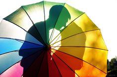 Photography - Rainbow love