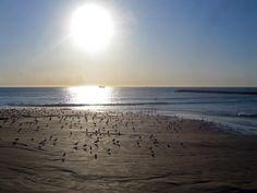October sunset   Praia de Caparica - Portugal   https://flic.kr/p/MHknov  