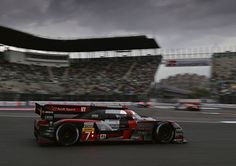 Audi showed a strong battle in round five of the FIA World Endurance…