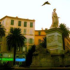 Photo from the Instacanvas gallery for ilaria_agostini. Ajaccio, Corsica, France