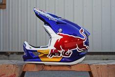 Brendan Fairclough S Custom Painted Troy Lee Designs D3