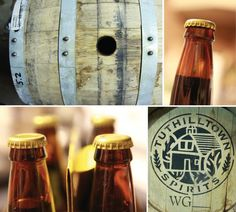 How to age beer in a bourbon barrel