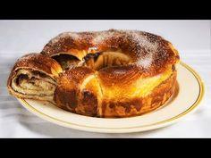 Fahéjas koszorú (Szécsi Szilvi) - YouTube Gypsy Jazz, Bagel, The Creator, Bread, Youtube, Food, Brot, Essen, Baking