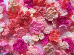 crochet embellishments - Google Search