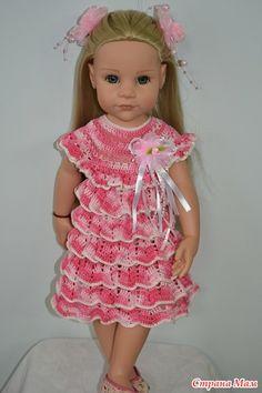 Готц часть 3 - Гардероб для куклы - Страна Мам