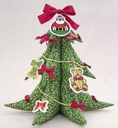 JANOME Weihnachtsbaum aus Stoff