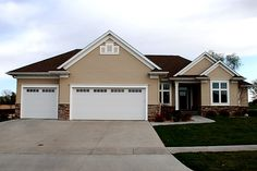Perfect Thermacore Model 194 White, Standard Panel, Stockbridge Windows ·  Fiberglass Garage DoorsWood Garage ...