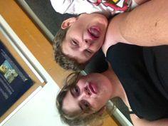 Selfies at da hospital