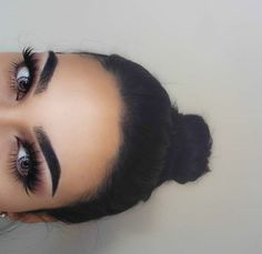 Brows are so pretty to me Kiss Makeup, Glam Makeup, Beauty Makeup, Eye Makeup, Hair Makeup, Hair Beauty, Witchy Makeup, Makeup Style, Makeup Goals