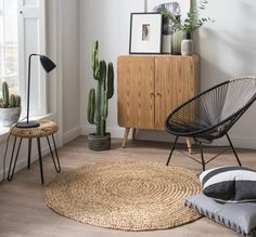 Buy Jute Natural Circle Rug at Carpetright, the UK's leading carpet, flooring and rug retailer. Buy from our new range of great value online exclusive rugs today. Furniture, Carpet, Side Table, Table, Home Decor, Rugs, Flooring, Jute, Circle Rug