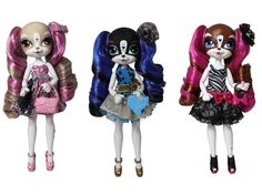 Pinkie Cooper Doll Fashion Pack Collection - Case of 8 - Pinkie Cooper Figures