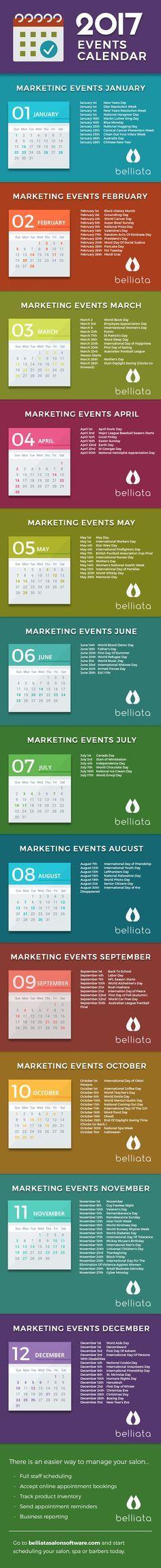 2016-retail-marketing-calendar u2026 Pinteresu2026 - what is a marketing calendar