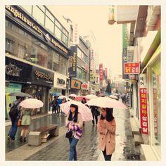Chuncheon is the capital of Gangwon Province, South Korea.